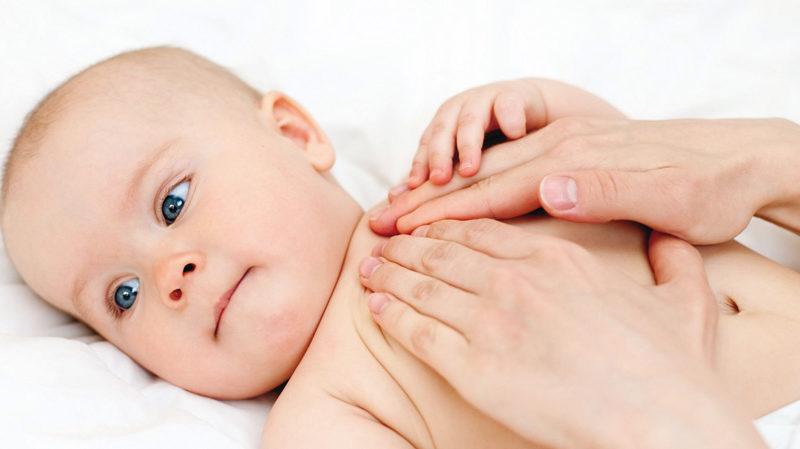 Fisioterapia y Osteopatía para bebés